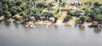 Alexandria MN resort on Lake Amelia - one of the nicest resorts in the area